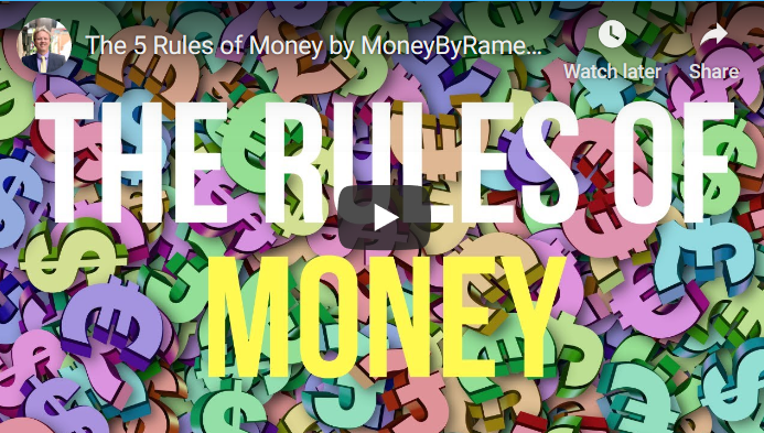 Youtube thumbnail of the Rules of Money