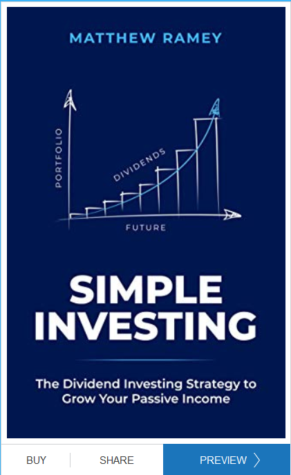 Book cover of Simple Investing Book