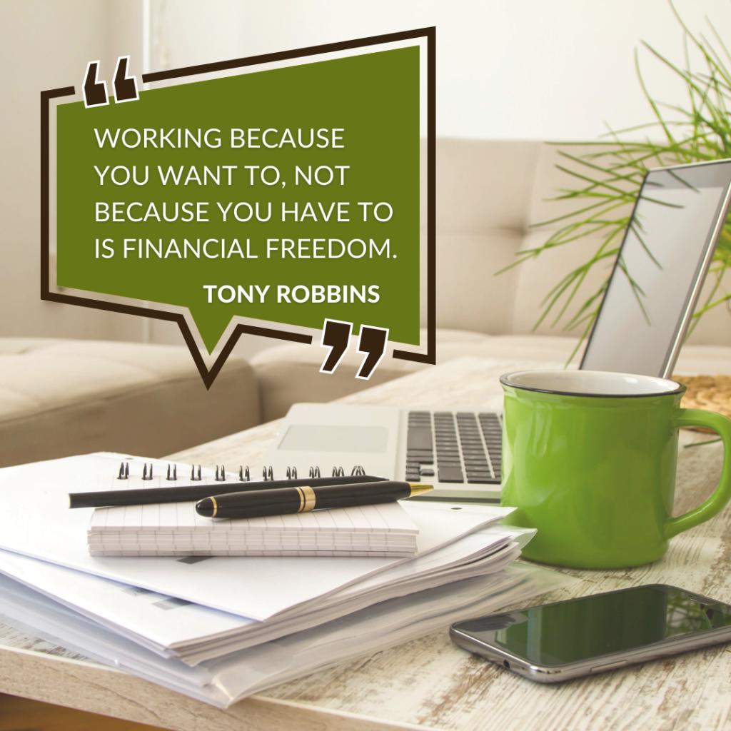 50 citações motivacionais para ajudá-lo a alcançar a liberdade financeira 5