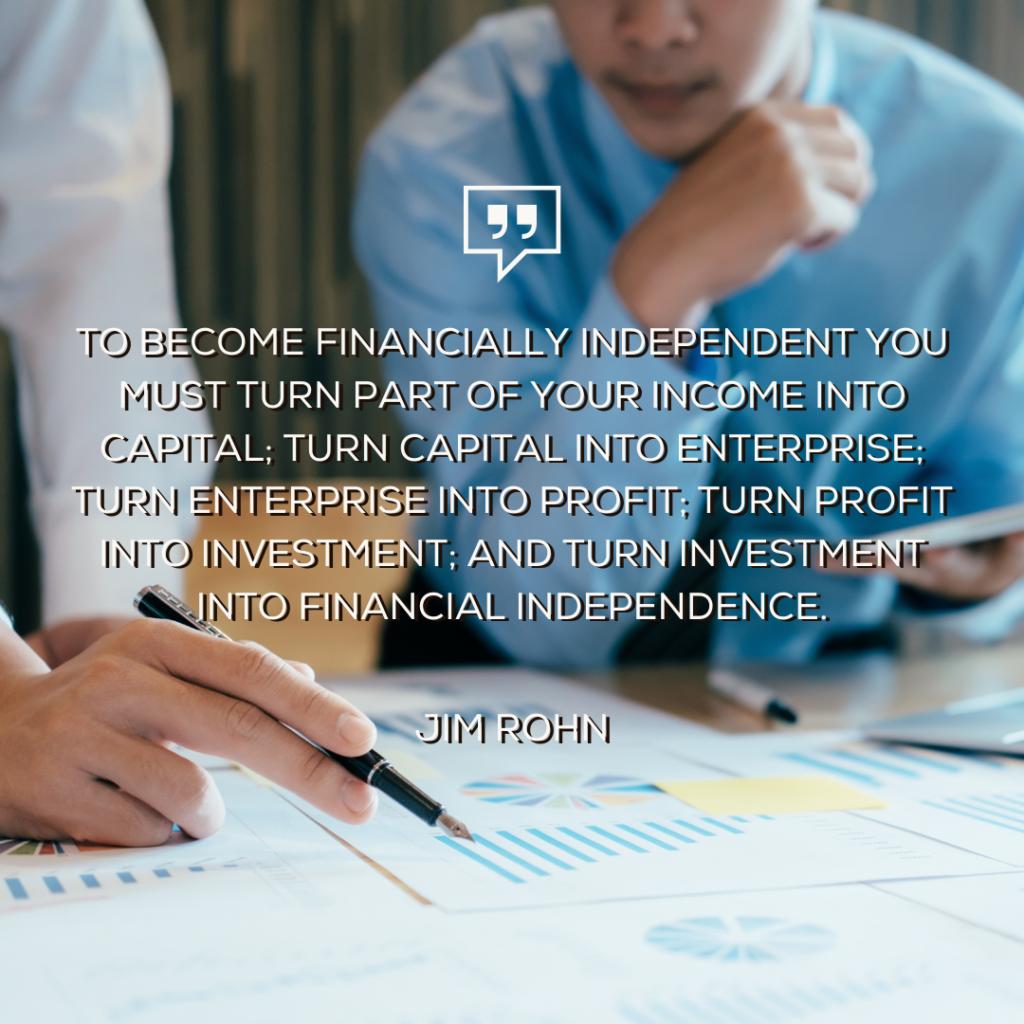 50 citações motivacionais para ajudá-lo a alcançar a liberdade financeira 33