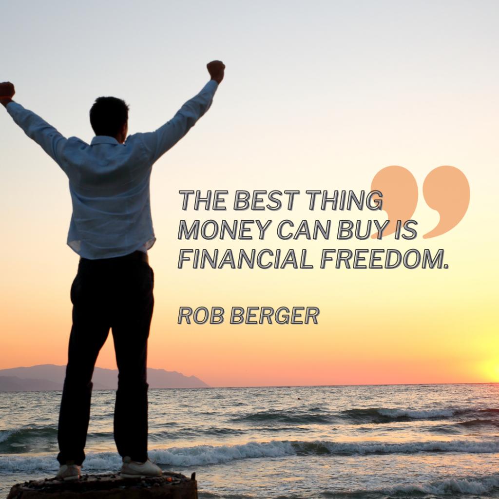50 citações motivacionais para ajudá-lo a alcançar a liberdade financeira 21