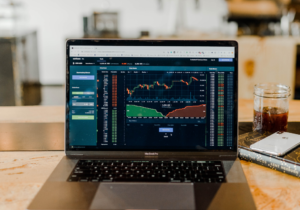 Daytrading bitcoins financial markets at a coffeeshop